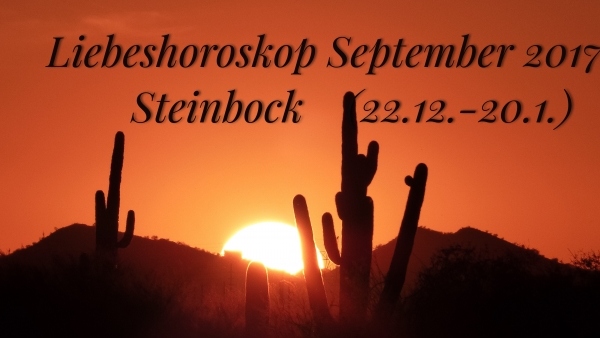 Steinbock // September