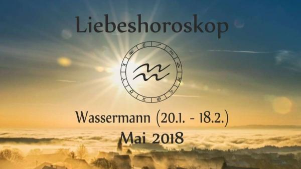 Wassermann mai horoskop liebe Jahreshoroskop Wassermann